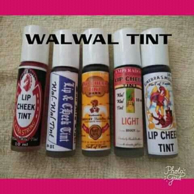 Walwal liptint