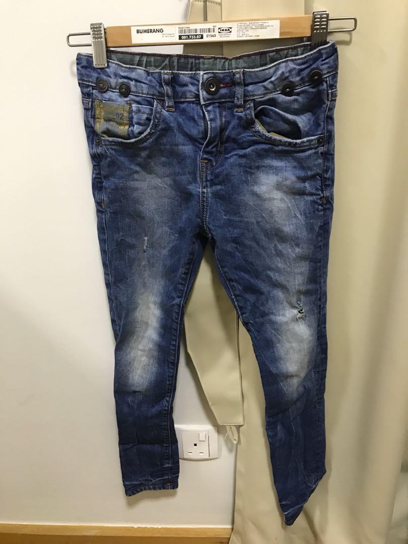 9fa339e73 Zara Boy Jeans, Babies & Kids, Boys' Apparel on Carousell