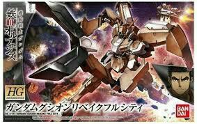 HG 1/144 Gundam Gushion Rebake Full City