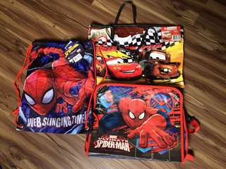 Bags for kids (some with tag)