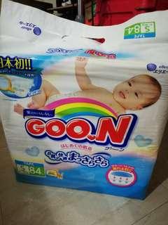 Goon Tape Diaper S size JAPAN
