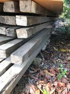 柳安木(長度4米7左右) 木材