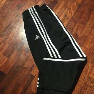 Authentic Adidas track pants for girls