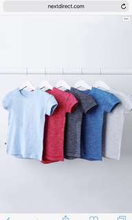 NEXT T-Shirts Stripe