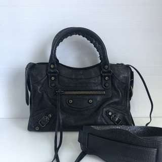 Authentic Balenciaga Mini City Bag