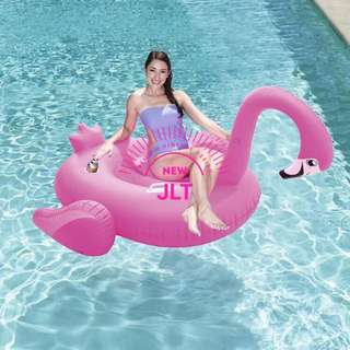 Inflatable Flamingo Floaters