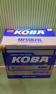 KOBA Car Battery