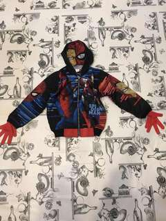 Spider Mans Jackets