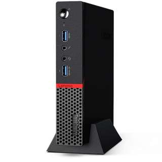 Lenovo ThinkCentre M900 TIny I5 6500T 8GB 240GB SSD 輕薄可掛MON後邊有保養2年幾