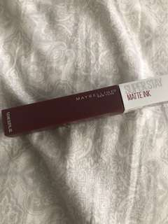 Authentic Maybelline Super Stay Matte Ink in Voyager