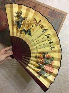 China Paper Fan