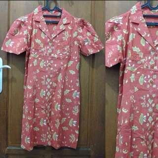 Formal Dress Batik