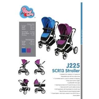 SCR13 Stroller - For Sale