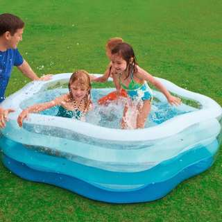 Intex Inflatable Star Pool