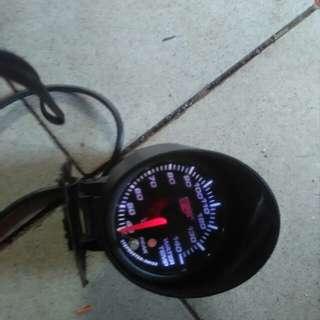 autogauge water temp meter