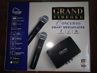 Grand videoke ( wireless)