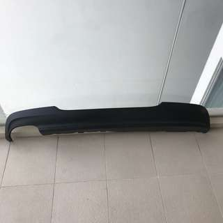 BMW E90 M tech M sport original diffuser