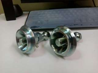 Classic Mini Adjustable Suspension Cones