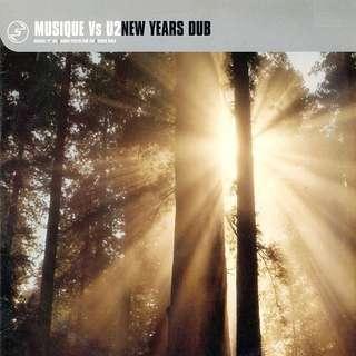 Musique Vs U2 - New Years Dub (CD Single)