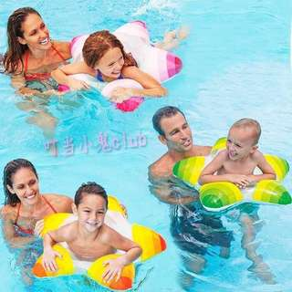 Inflatable Star Swimming Rings