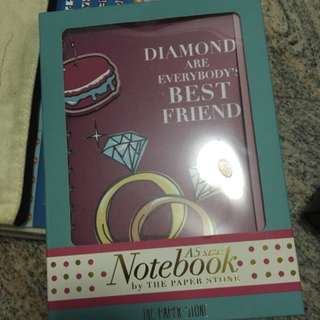 A5 Notebook from The Paper Stone