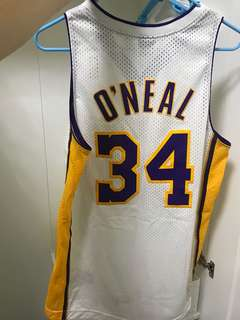 Vintage NBA Jersey Lakers O'Neal youth size 85% New