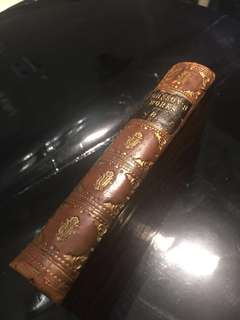 1824 rare book Samuel Johnson
