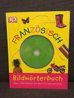 DK Learning German book and audio CD guide