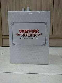 Manga Vampire Knight Box Set 2 (Volume 11-19)