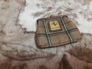 Ferrari coin purse