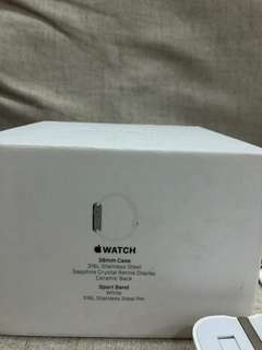 Apple Watch 38mm Stainless Steel (1st Gen)