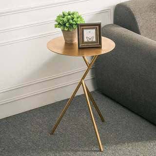 Metal Side Table Coffee Table