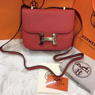 Hermes bag original quality 23C18cm