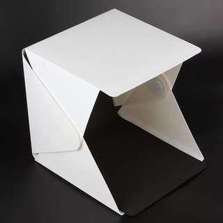 Mini LED Light Tent Light Box