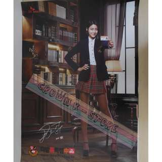 [CRAZY DEAL 90% OFF FROM ORIGINAL PRICE][READY STOCK]AOA SEOULHYUN SK TELECOM KOREA OFFICIAL POSTER!!NEW! OFFICIAL ORIGINAL FROM KOREA (SELAED) (PRICE NOT INCLUDE POSTAGE) SHIP USING TUBE