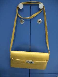 Hermes yellow