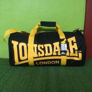 TAS DUFFLE BAG FITNESS LONSDALE