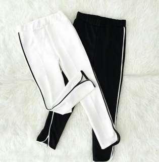 Scuba pants white