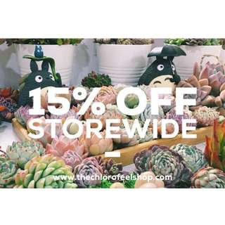 😱15% OFF STOREWIDE (DEEPEST DISCOUNT EVER)💐🌿