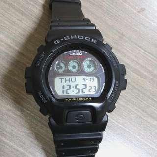 Casio G-shock G-6900 Tough Solar Watch