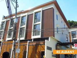 Townhouse in Cubao near Aurora Blvd and EDSA