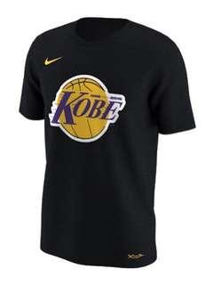 Nike DriFit KOBE Retirement Shirt Medium