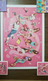 Twice what is love posters