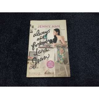 Always and Forever, Lara Jean by Jenny Hann