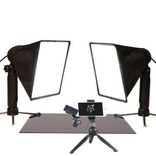 Photography Softbox Light Kit for Small Items / Portable