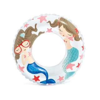 Mermaid Ring Float Intex Kids Swim