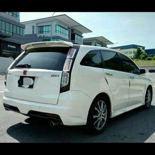 Honda Stream RS-Z 1.8 Vvti (A) Sambung Bayar /Car Continue Loan