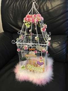 Design bird cage for wedding