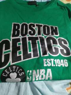Nba Boston Celtics short sleeve tee