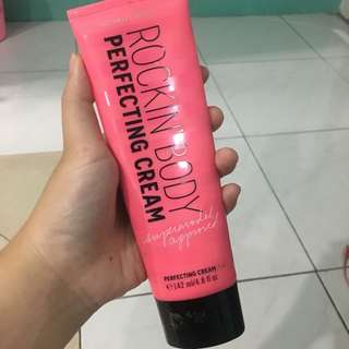 Victoria Secrets Rockin Body Perfecting Cream
